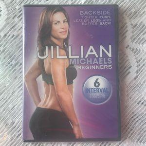 Julllian michaels backside for beginners